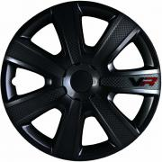 "Puklice 16"" VR Carbon Black  ""400607"""