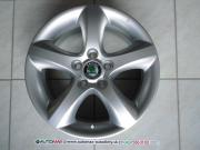 "Disk AL 6Jx15"" 5x100 ET43 Škoda Antares - Fabia, Fabia II, Roomster ""CCH700004"""